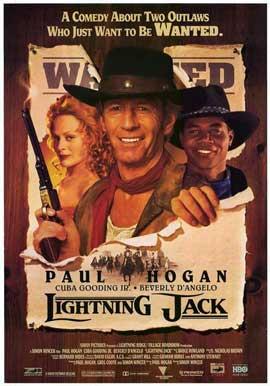 Lightning Jack - 27 x 40 Movie Poster - Style A