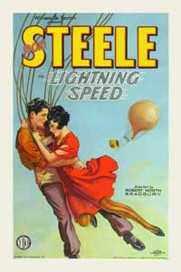 Lightning Speed - 27 x 40 Movie Poster - Style A
