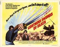 Lightning Swords of Death - 11 x 14 Movie Poster - Style A