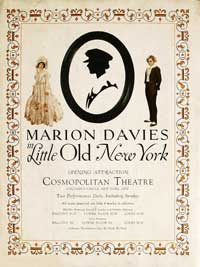 Lights of Old Broadway - 11 x 17 Movie Poster - Style C