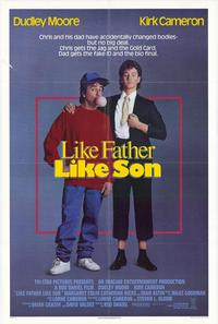 Like Father Like Son - 27 x 40 Movie Poster - Style A