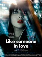 Like Someone in Love - 27 x 40 Movie Poster - French Style A