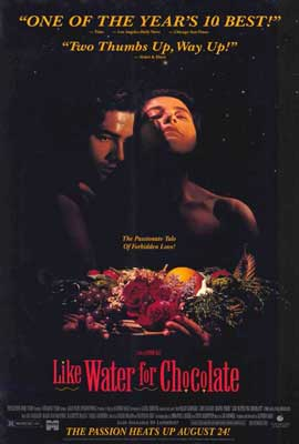 Like Water for Chocolate - 27 x 40 Movie Poster - Style A