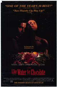 Like Water for Chocolate - 43 x 62 Movie Poster - Bus Shelter Style A