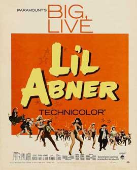 Li'l Abner (Broadway) - 11 x 17 Movie Poster - Style A