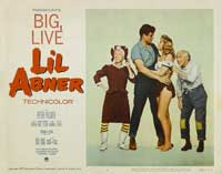 Li'l Abner - 11 x 14 Movie Poster - Style A