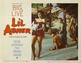 Li'l Abner - 11 x 14 Movie Poster - Style B