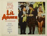Li'l Abner - 11 x 14 Movie Poster - Style D