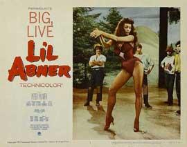 Li'l Abner - 11 x 14 Movie Poster - Style F
