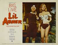 Li'l Abner - 11 x 14 Movie Poster - Style H