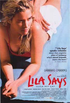 Lila Says - 11 x 17 Movie Poster - Style A