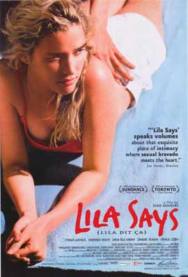 Lila Says - 27 x 40 Movie Poster - Style A