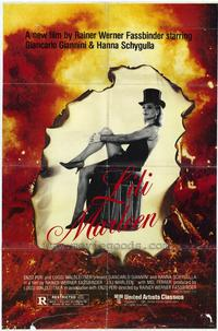 Lili Marleen - 11 x 17 Movie Poster - Style A