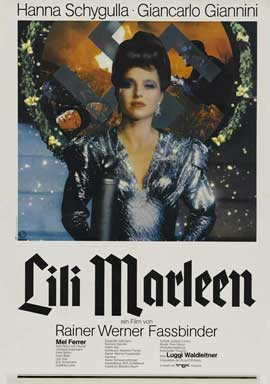 Lili Marleen - 27 x 40 Movie Poster - German Style B