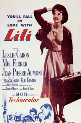 Lili - 11 x 17 Movie Poster - Style A