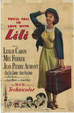 Lili - 27 x 40 Movie Poster - Style A