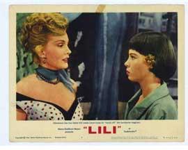 Lili - 11 x 14 Movie Poster - Style B