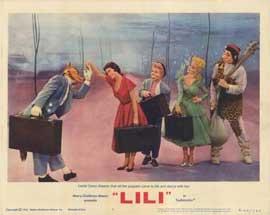 Lili - 11 x 14 Movie Poster - Style E