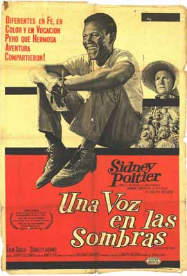 Lilies of the Field - 11 x 17 Movie Poster - Spanish Style A
