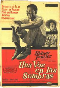 Lilies of the Field - 27 x 40 Movie Poster - Spanish Style A