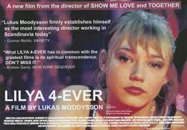 Lilja 4-ever - 11 x 17 Movie Poster - Style A