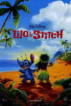 Lilo & Stitch - 27 x 40 Movie Poster - Style B