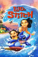 Lilo & Stitch - 27 x 40 Movie Poster - Style C