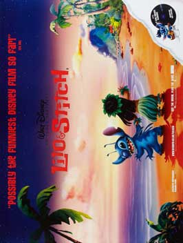 Lilo & Stitch - 27 x 40 Movie Poster - UK Style A