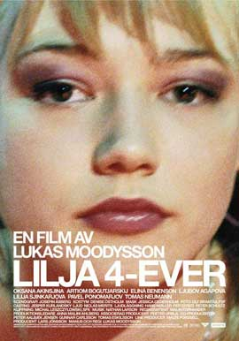 Lilya 4-Ever - 27 x 40 Movie Poster - German Style A