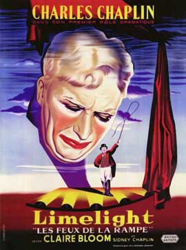 Limelight - 11 x 17 Movie Poster - Belgian Style A