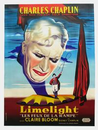 Limelight - 27 x 40 Movie Poster - French Style A