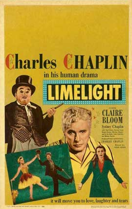 Limelight - 11 x 17 Movie Poster - Style C