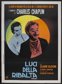 Limelight - 27 x 40 Movie Poster - Italian Style A