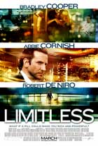 Limitless - 27 x 40 Movie Poster - Style A