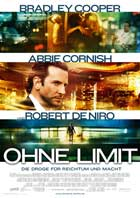 Limitless - 11 x 17 Movie Poster - German Style A
