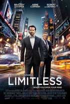 Limitless - 11 x 17 Movie Poster - Style C