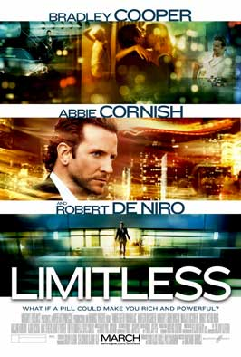 Limitless - 11 x 17 Movie Poster - Style A