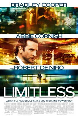 Limitless - 27 x 40 Movie Poster - Style C