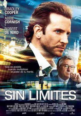 Limitless - 27 x 40 Movie Poster - Spanish Style A