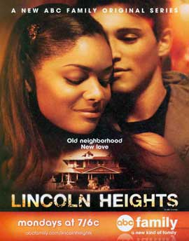Lincoln Heights - 11 x 14 TV Poster - Style A