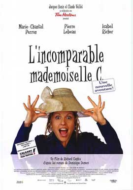 L' Incomparable mademoiselle C. - 27 x 40 Movie Poster - Style A