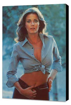 Linda Carter - 11 x 17 Movie Poster - Style A - Museum Wrapped Canvas
