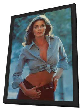 Linda Carter - 27 x 40 Movie Poster - Style A - in Deluxe Wood Frame