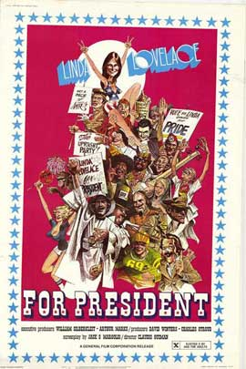 Linda Lovelace for President - 27 x 40 Movie Poster - Style A
