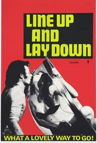 Line Up and Lay Down - 11 x 17 Movie Poster - Style A