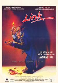 Link - 11 x 17 Movie Poster - Belgian Style A