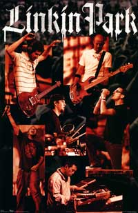 Linkin Park - Music Poster - 22 x 34 - Style B