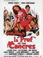 L'insegnante va in Collegio - 11 x 17 Movie Poster - French Style A