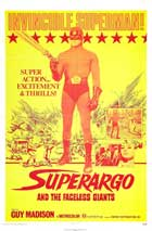 L'invincibile Superman - 27 x 40 Movie Poster - Style A