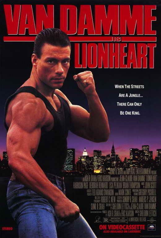 Lionheart [Latino]
